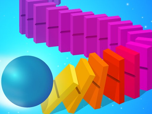 Play Domino Falling Game