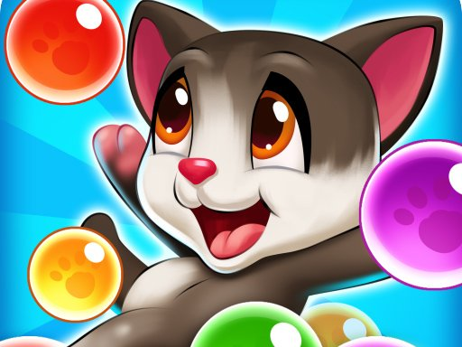 Play Bubble Pet Shooter Game