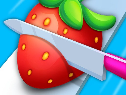 Play Perfect Food Slices – Cut the Food & Fruit Slash Game