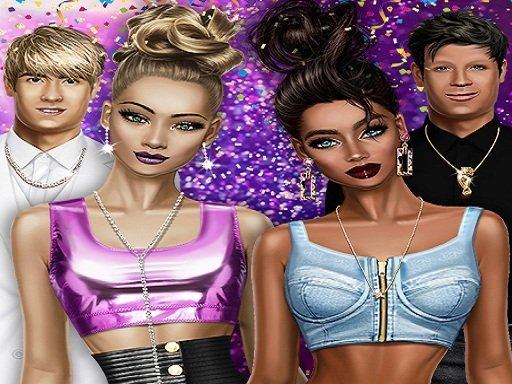Play Popstar Fashion Makeover Game