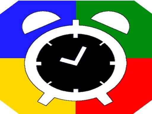 Play Puzzle Clock Quiz Game