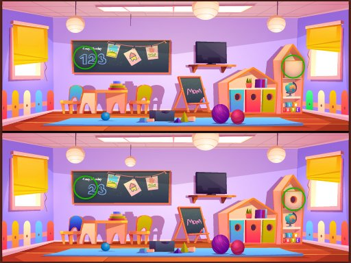 Play Spot The Differences Game