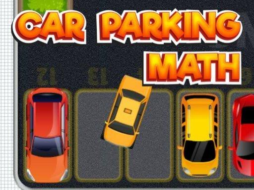 Play Car Parking Math Game