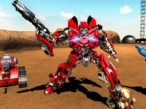 Play Battle Robot Jigsaw Puzzle Game