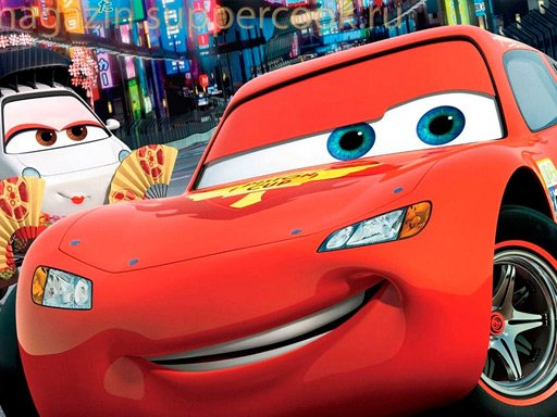 Play McQueen Cars Jigsaw Puzzle Collection Game