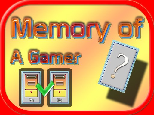 Play Memory of a Gamer Game