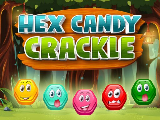 Play Hex Candy Crackle Game