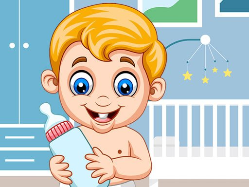 Play Sweet Babies Differences Game