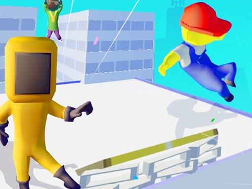 Play Parkour Run – Race 3D Game