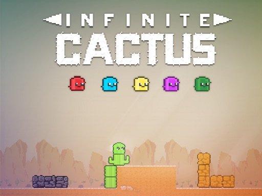 Play Infinite Cactus Game