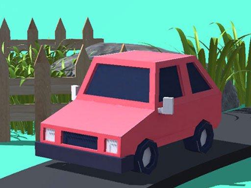 Play Fun Car Drive 3D Game