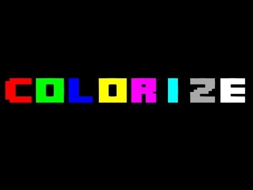 Play Colorize Game