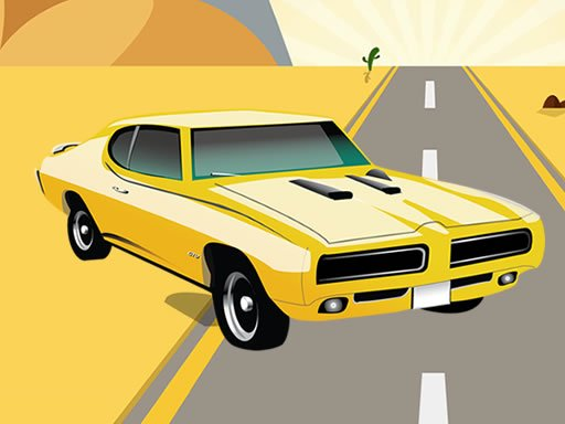 Play American Cars Differences Game