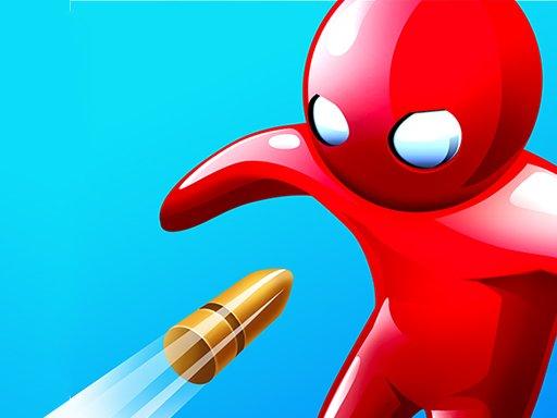 Play Bullet Man 3D Online Game
