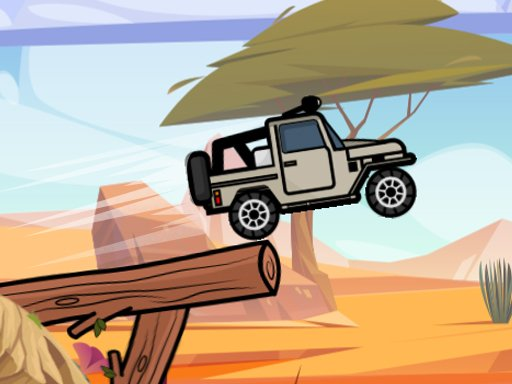 Play Jeep Driver Game