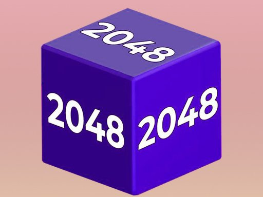 Play Chain Cube 2048 3D Game