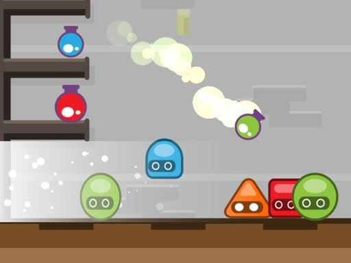 Play Poison Attack Game