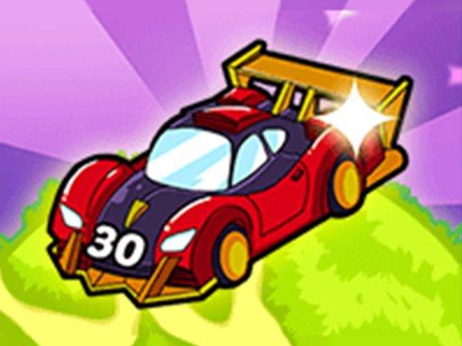 Play Merge Car Idle Tycoon Game