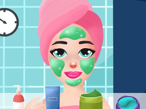 Play Princess Beauty Salon Game