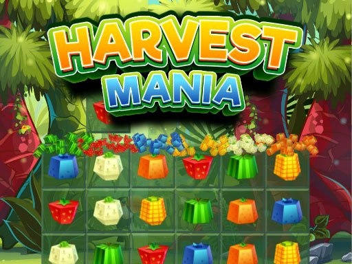 Play Harvest Mania Game