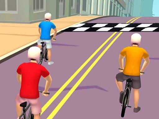 Play Bike Rush Game