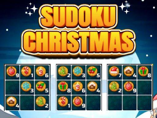 Play Sudoku Christmas Game