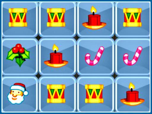 Play Christmas Block Collapse Game