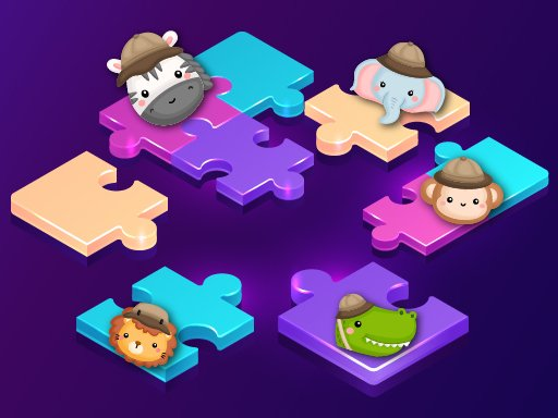 Play Animals Jigsaw Puzzle Game
