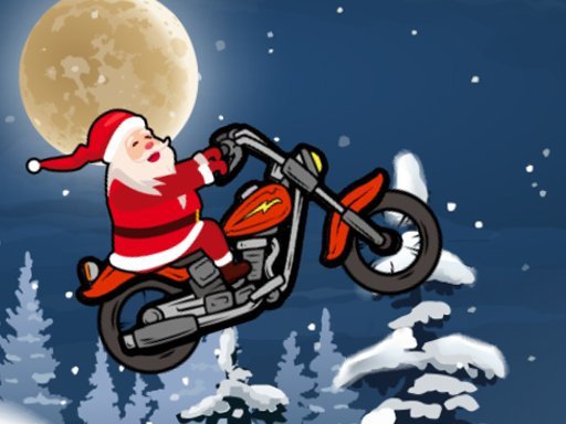 Play Winter Moto Game
