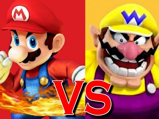 Play Super Mario vs Wario Game