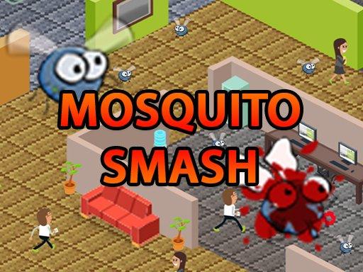 Play Mosquito Smash Game