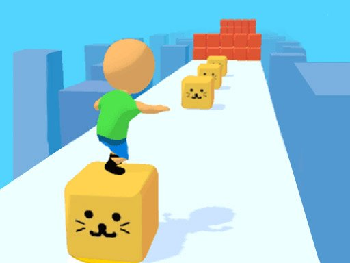 Play Cube Surfer Game