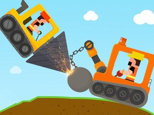 Play Robot Wars Game