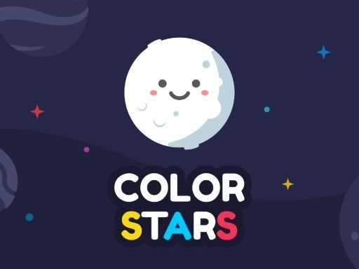Play Color Stars Game