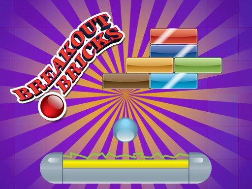Play Breakout Bricks Game