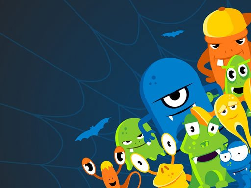 Play Monsters And Friends Match 3 Game