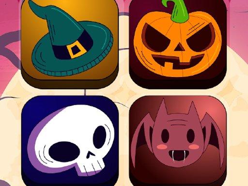 Play Halloween Match Game