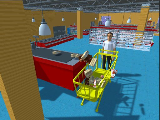 Play Super Market Atm Machine Simulator: Shopping Mall Game