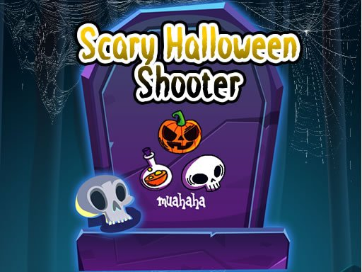 Play Scary Halloween Shooter Game