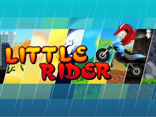 Play Little Rider Game