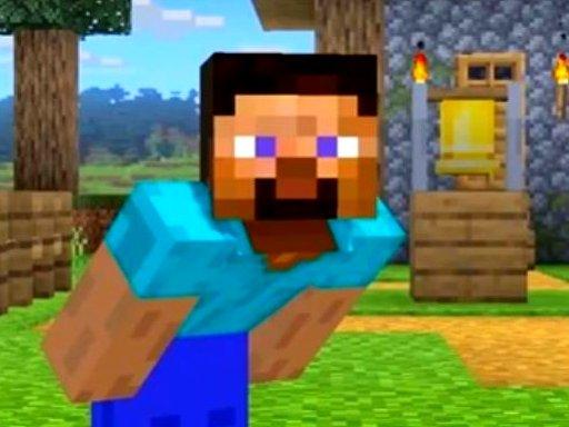 Play Minecraft World Adventure Game