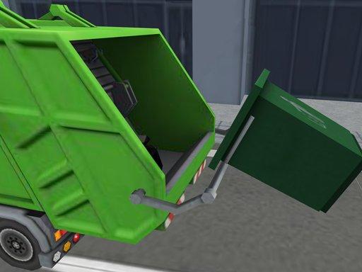 Play Garbage Sanitation Truck Game