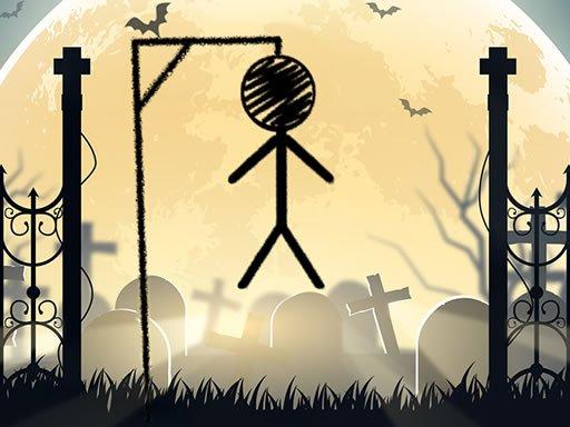 Play Halloween Hangman Game