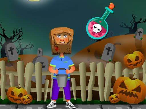 Play Halloween Horror Game