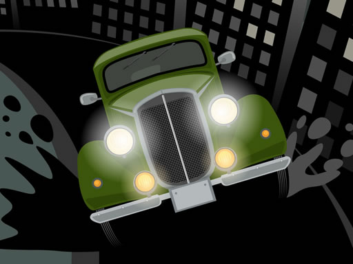 Play Retro Cars Coloring Game