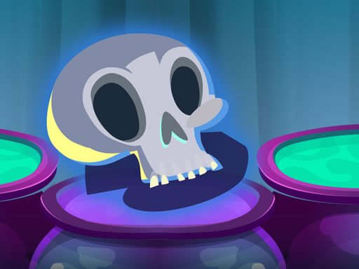 Play Halloween Skull Shooter Game