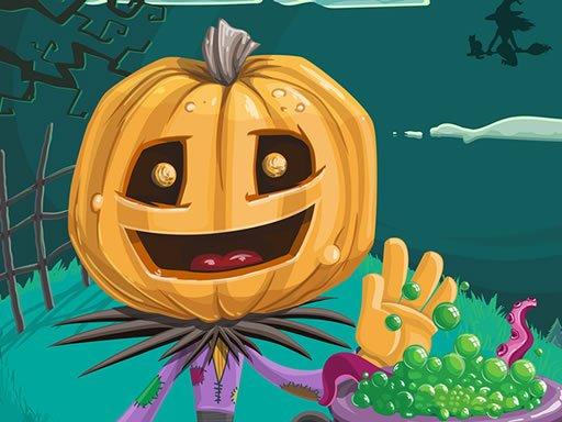 Play Fun Halloween Jigsaw Game