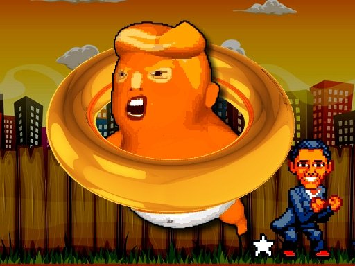 Play Tappy Flappy Trump Game