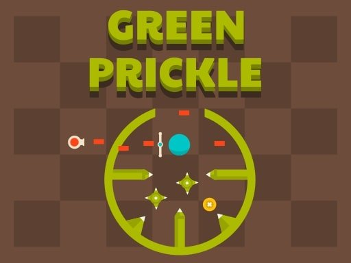 Play Green Prickle Game