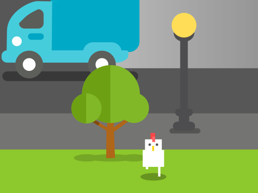Play Chicken Road Game